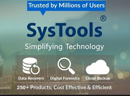 SysTools features & benefits