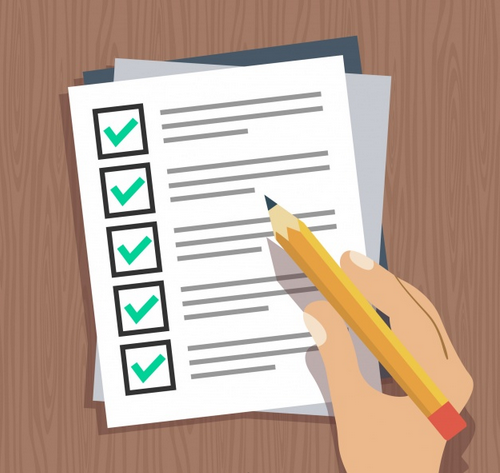 Business strategy test checklist