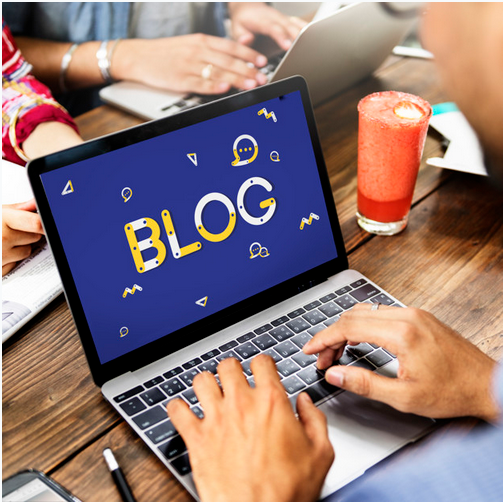 Blogging as an online business